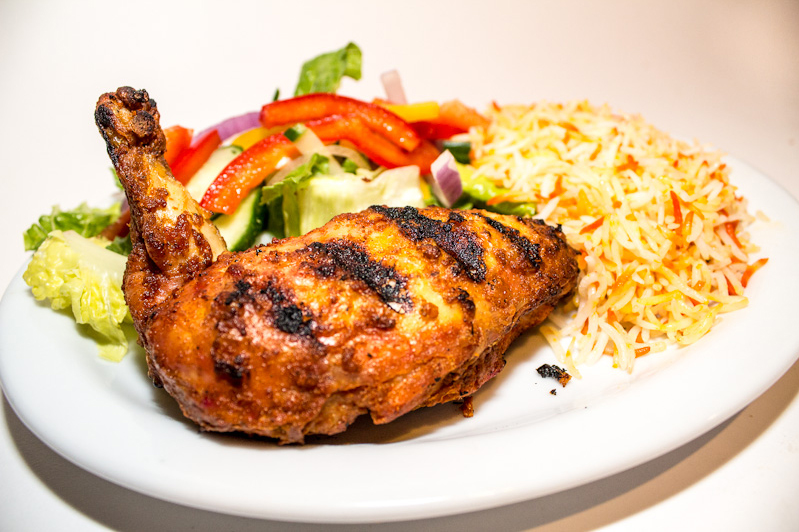 Karachi Kitchen Dixie Menu
